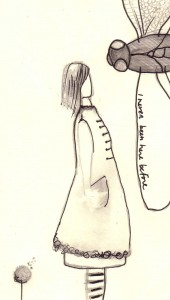 Illustration friday :